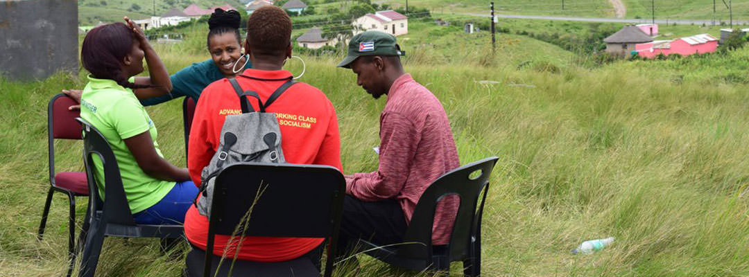 SHANNON MORGAN – What will it take to improving access to community and facility mental healthcare services? Insights from a rural area in the Eastern Cape Province