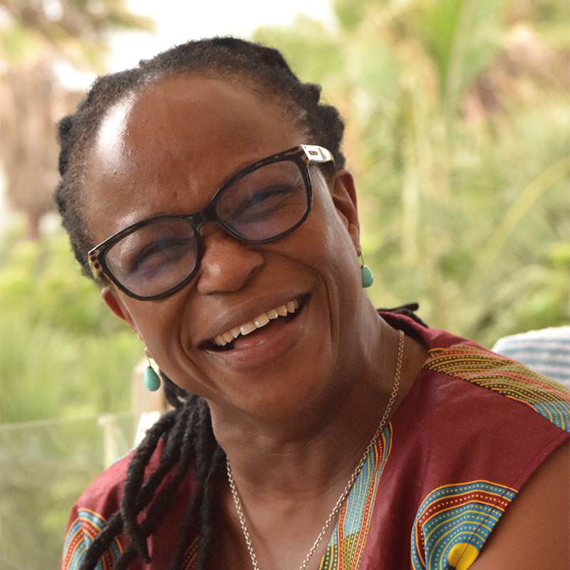 Dr. Tracey Naledi, Chairperson | Tekano