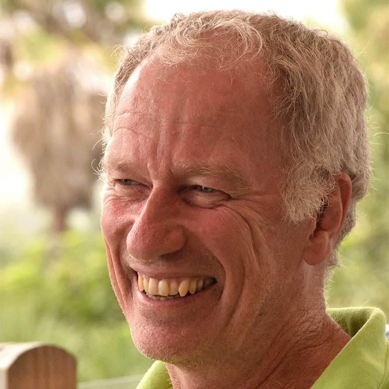 Tekano|03_Prof. Steve Reid, Treasurer